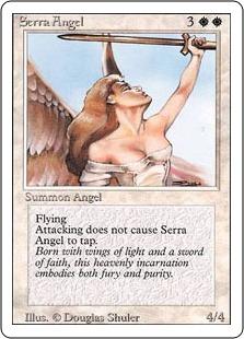 Serra Angel 3E