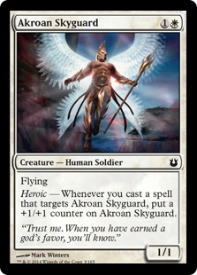 Akroan Skyguard BNG