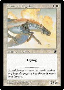 Armored Pegasus POR