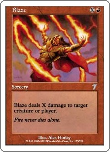 Blaze 7E