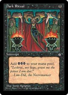 Dark Ritual IA