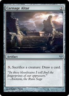 Carnage Altar ZEN