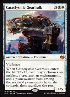 Cataclysmic Gearhulk KLD