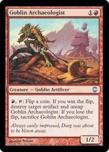 Goblin Archeaologist DST