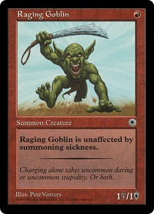 Raging Goblin PO