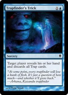 Trapfinder's Trick ZEN