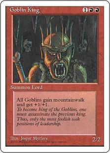 Goblin King 4E