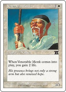 Venerable Monk 6E