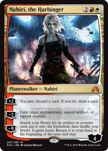Nahiri, the Harbinger SOI