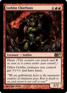 Goblin Chieftain M10