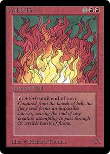 Wall of Fire 2E