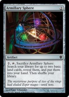 Armillary Sphere C13