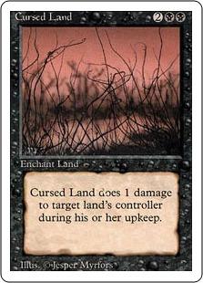 Cursed Land 3E