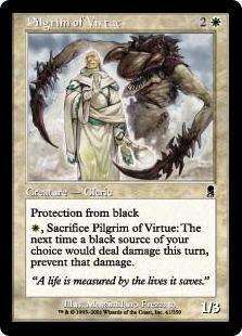 Pilgrim of Virtue OD