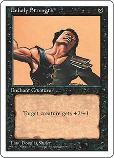 Unholy Strength 4E