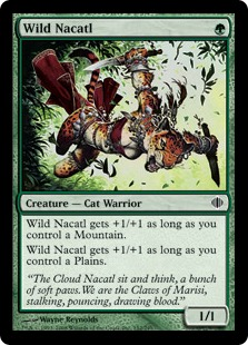 Wild Nacatl ALA