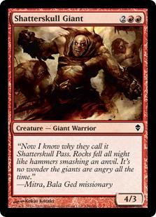 Shatterskull Giant ZEN