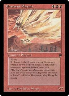 Firestorm Phoenix LE
