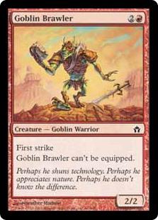 Goblin Brawler 5DN