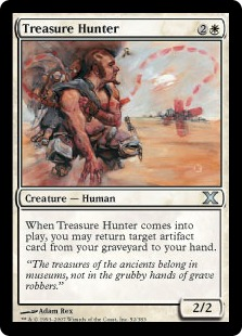 Treasure Hunter 10E
