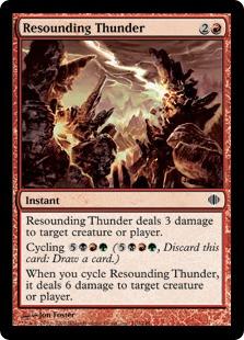 Resounding Thunder ALA