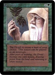 Ley Druid 1E