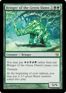 Bringer of the Green Dawn 5DN