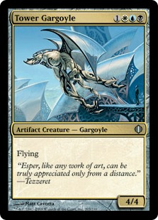Tower Gargoyle ALA