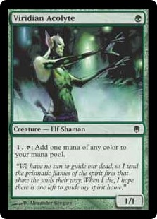 Viridian Acolyte DST