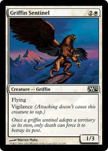 Griffin Sentinel M12