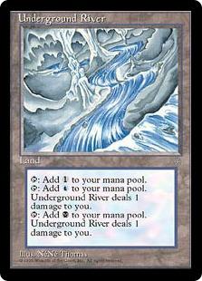 Underground River IA