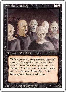 Scathe Zombies 3E