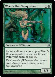 Wren's Run Vanquisher LRW