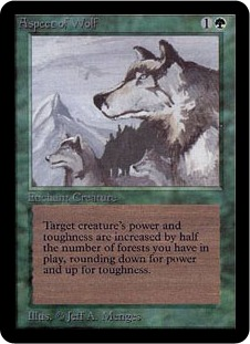 Card Search - Search:  wolf - Gatherer - Magic: The Gathering