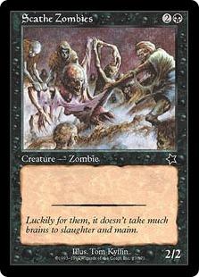 Scathe Zombies P3