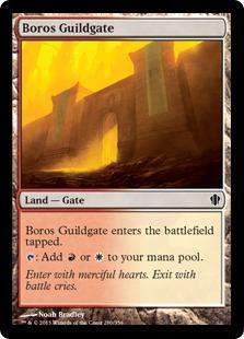 Boros Guildgate C13