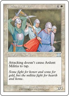 Ardent Militia 6ED