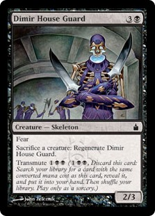 Dimir House Guard RAV