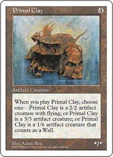 Primal Clay 5E