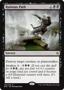 Ruinous Path BFZ