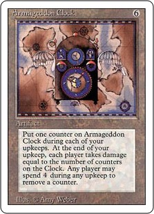 Armageddon Clock 3ED