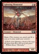 Lightning Elemental M10