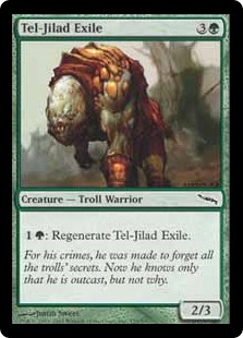 Tel-Jilad Exile MRD
