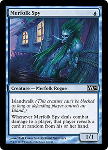 Merfolk Spy M14