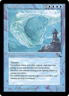 Leviathan Magic The Gathering Wiki Fandom Powered By