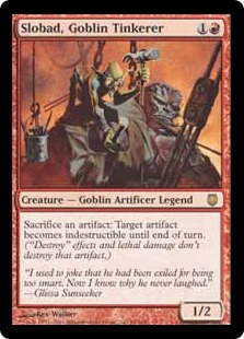 Slobad, Goblin Tinkerer DST