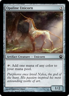 Opaline Unicorn THS