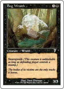 Bog Wraith 7E
