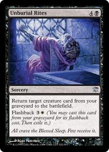 Unburial Rites ISD