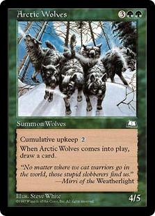 Arctic Wolves WTH